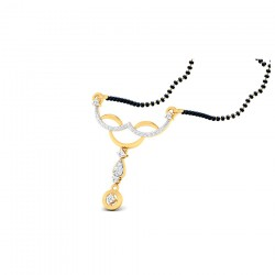 Abstract Mangalsutra